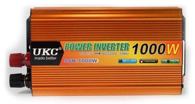Преобразователь AC/DC SSK 1000W 24V (UKC-0446)