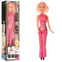 Красивая кукла музыкальная ростовая