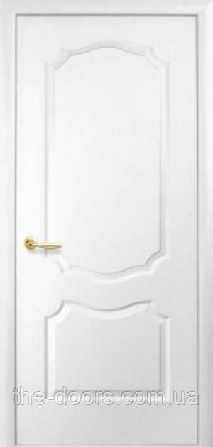 Двері Новий Стиль Вензель глухі Структура