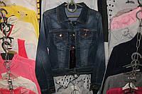 Пиджак джинсовый на девочку YUKE