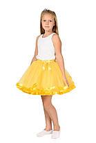Фатиновая юбка-пачка на резинке, фото 3