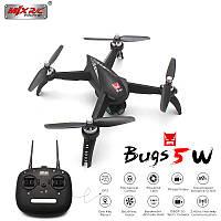 Суперовый квадрокоптер MJX Bugs B5W с GPS и WI-FI FPV камерой FullHD, фото 1