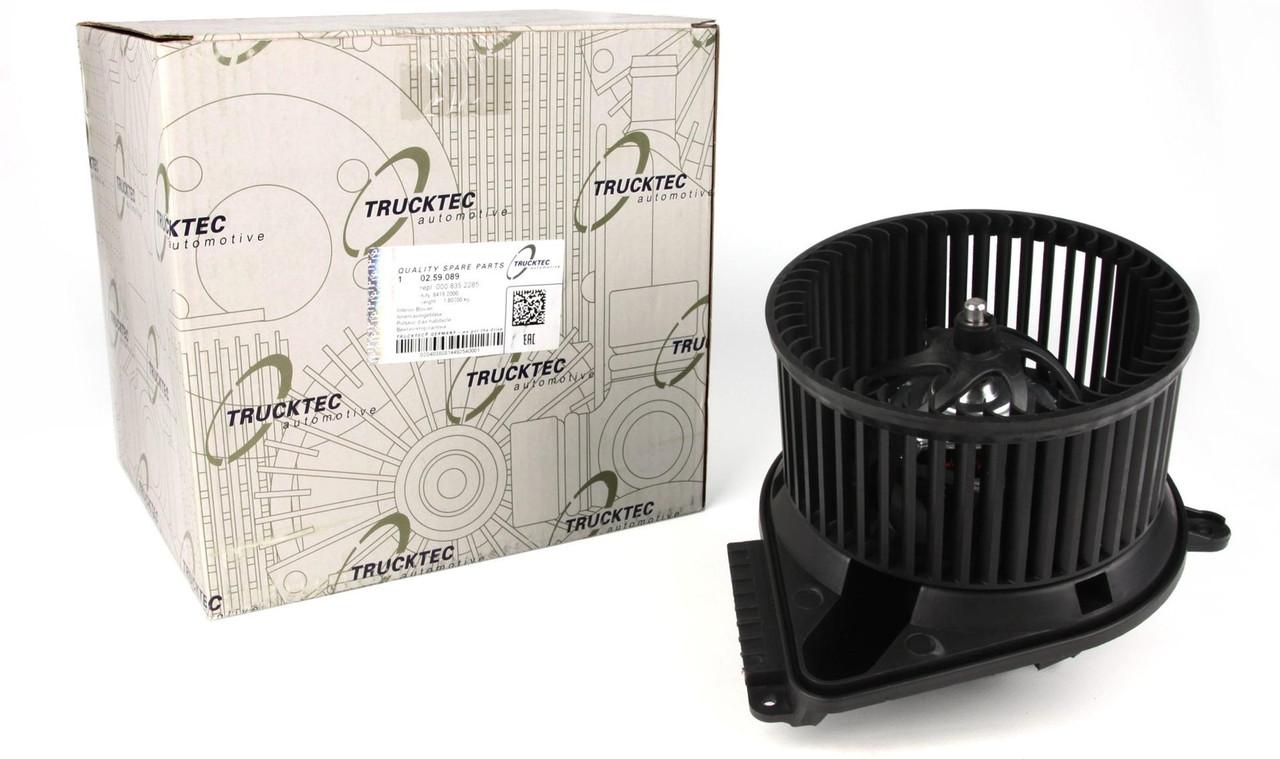 Моторчик пічки MB Sprinter/VW LT 96-06 (02.59.089) TRUCKTEC