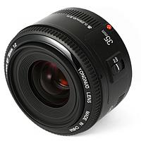 Объектив Yongnuo EF 35 mm F/2 (широкоугольный)