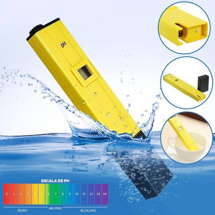 Цифровой pH метр