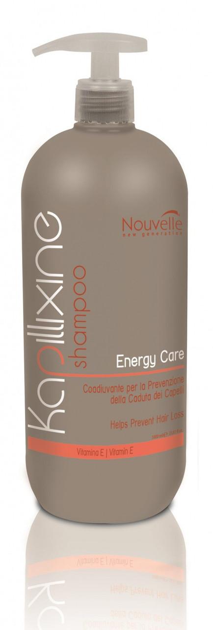 Шампунь против выпадения волос с витамином Е Nouvelle Energy Care 1000 мл