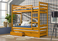 "Ліжко ""Соня""  , двухярусне , + додаткове спальне місце"