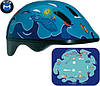 Шлем детский BELLELLI Taglia size-M GREEN LEAVES (звезда)