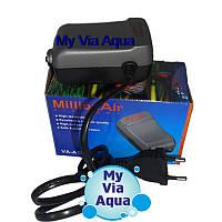 Компресор для акваріума ViaAqua VA-3500, Atman AT-А3500