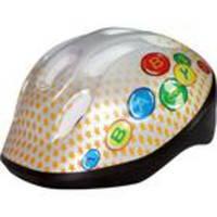 Шлем детский BELLELLI Taglia size-S ALPHABET (серый (алфавит)