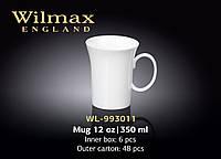 Чашка 350 мл Wilmax WL-993011