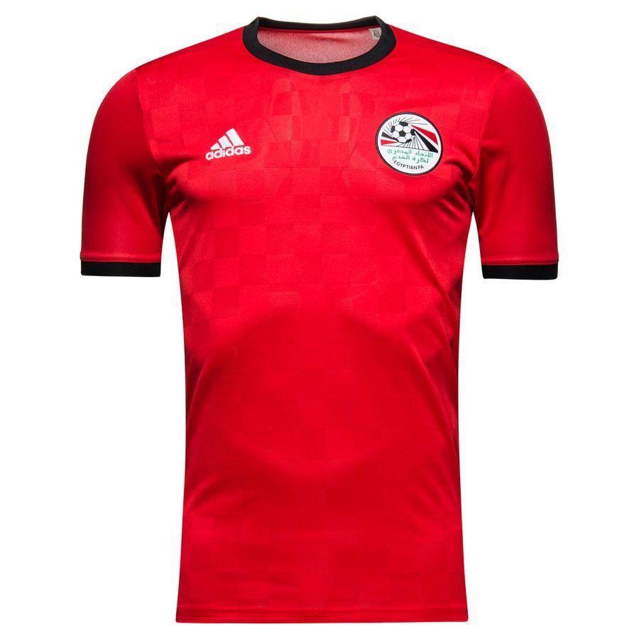 Футбольная футболка сборной Египта