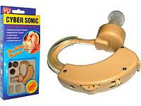 Слуховой аппарат Cyber Sonic Кибер соник усилитель звука
