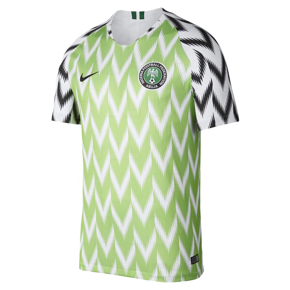 Футбольная футболка сборная Нигерия ЧМ 2018
