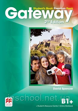 Gateway 2nd Edition B1+ Student's Book Premium Pack ISBN: 9780230473157, фото 2