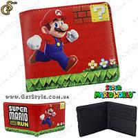 """Кошелек Марио - """"Mario Wallet"""", фото 1"""