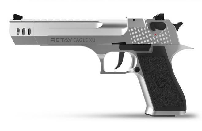 Стартовый пистолет Retay Eagle XU Satin, фото 2