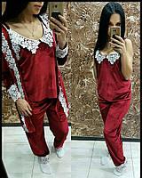 Халат+пижама