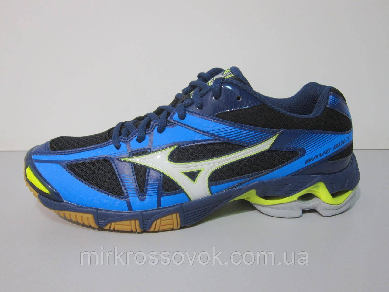 Мужские волейбольные кроссовки Mizuno Wave Bolt 6 Mid (V1GA176071)  (оригинал) 8a12f4e76b9
