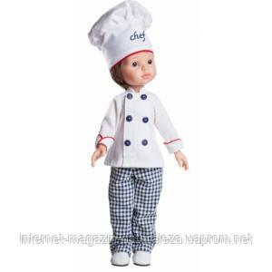 Кукла Карлос повар Paola Reina Клер, фото 2