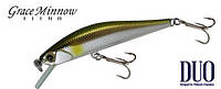 Воблер DUO ELENA Grace Minnow 130F, 130mm, 8.6g RIB