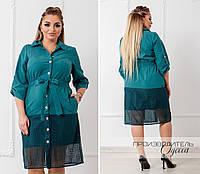 Женское платье батал Lizetta, фото 1