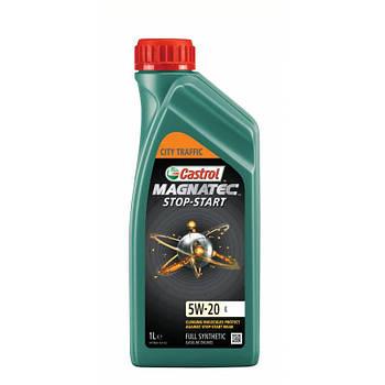 Castrol Magnatec STOP-START 5W-20 1л