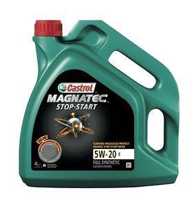 Castrol Magnatec STOP-START 5W-20 4л