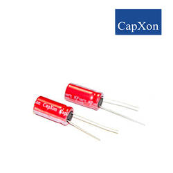 680mkf - 25v (Низький імпеданс) CapXon KF 10*20, 105°C конденсатор електролітичний