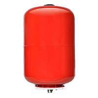 Бак для системы отопления круглый 8 л