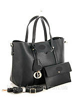 Брендовая женская сумка копия Диор дорогой Китай черная, фото 1