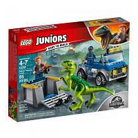 Конструктор LEGO Спасательный грузовик Раптора (10757)