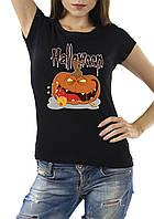 """Женская футболка """"Halloween"""""""