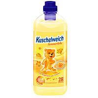 Концентрированный кондиционер-ополаскиватель Kuschelweich 1 литр Лето любви, фото 1