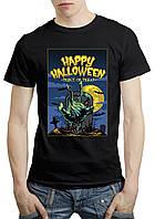 "Мужская футболка ""Happy Halloween"""