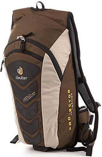 Компактный рюкзак на 10 л. ACT DEUTER VENOM 10, 33508 660 коричневый