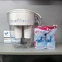 Фильтр-кувшин для воды Наша Вода Дуо (Duo) Белый