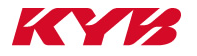 Амортизатор задний Kayaba - 340060 ASX