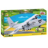 Конструктор Cobi Военно-транспортный самолет Hercules, 300 деталей (5902251026066)