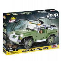 Конструктор Cobi Военный джип Вранглер, 250 деталей (5902251242602)