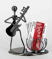 "Фигурка-подставка для бижутерии Гитарист  серии "" Планета Железяка"""