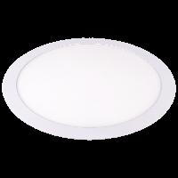 Светодиодный встраиваемый светильник Ilumia 24Вт, 295мм, 4000К (нейтральный белый), 1900Лм (030)