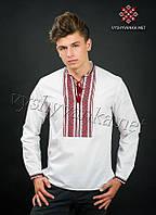 Мужская вышиванка украинская