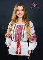 Вышиванка женская с длинным рукавом, арт. 0035
