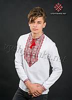 Українська чоловіча вишиванка