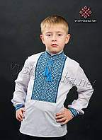 Вышиванка на мальчика, арт. 0112