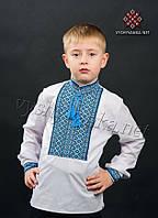 Украинская вышиванка на мальчика, арт. 0112