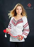Вишиванка жіноча ткана, арт. 0030