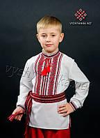 Вышиванка на мальчика, арт. 0114