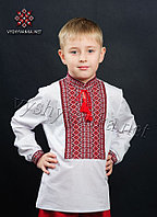 Детская вышиванка на мальчика, арт. 0113